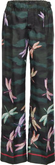 For Restless Sleepers , Etere Wide Butterfly Pant