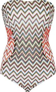 Missoni Mare , Strapless Swimsuit