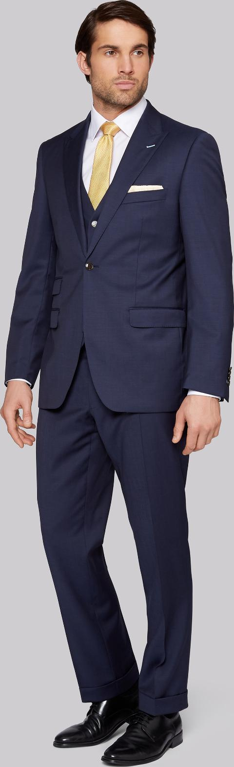 Ahh, THE Suit. It's a classic wardrobe staple, which has become just as much about fashion as function in recent years. This is where Moss Bros. nails it with a rich heritage specialising in formal menswear since , it has constantly evolved over the years to become the brand it is today.