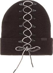 Fenty By Rihanna , Outdoor Embellished Beanie
