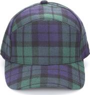 Fenty By Rihanna , Adjuster Plaid Cap