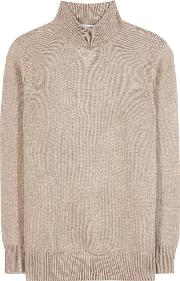 Closed , Wool And Cashmere Blend Sweater