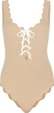 Marysia , Palm Springs Tie Maillots Swimsuit