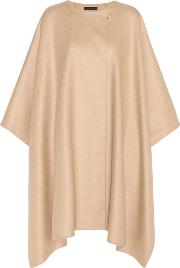 The Row , Marcella Virgin Wool, Cashmere And Silk Cape