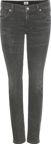 Citizens Of Humanity , Racer Low Rise Skinny Jeans