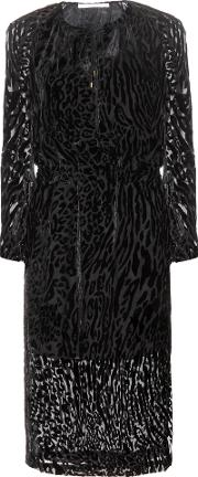 Altuzarra , Woodcock Hazel Devore Velvet Dress