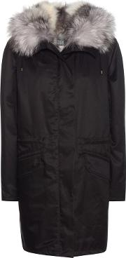Army By Yves Salomon , Fur Lined Parka