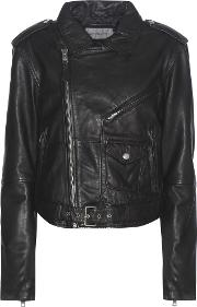 Calvin Klein Jeans , Exclusive To Mytheresa.com Leather Biker Jacket