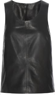 Calvin Klein Jeans , Exclusive To Mytheresa.com Racer Leather Tank Top