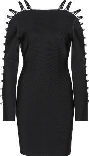 David Koma , Stretch Knit Dress