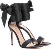 Gianvito Rossi , Gala Satin Sandals