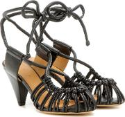 Isabel Marant , Etoile Milly Leather Sandals