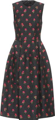 Simone Rocha , Floral Embroidered Dress