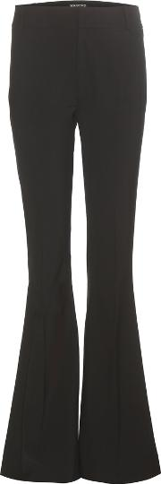 Tom Ford , Flared Wool Trousers