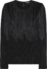 Tom Ford , Fringed Sweater