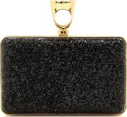 Tom Ford , Micro Rock Embellished Box Clutch