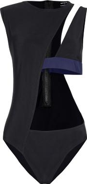 Anthony Vaccarello , Cut Out Swimsuit