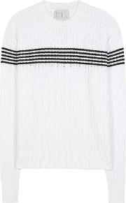 Hillier Bartley , Knitted Cotton Sweater