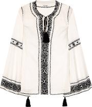 Talitha , Embroidered Blouse