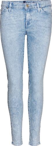 7 For All Mankind , The Skinny Crop Jeans
