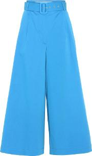 Isa Arfen , Stretch Cotton Culottes