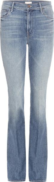 Mother , The Insider Bootcut Jeans