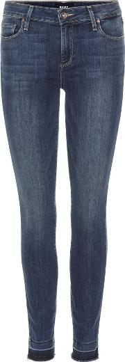 Paige , Verdugo Ankle Ultra Skinny Jeans