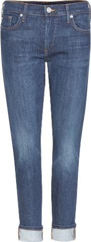 True Religion , Liv Cropped Jeans