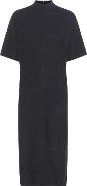 Stouls , Suede Dress