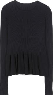 The Row , Keely Silk And Cotton Sweater