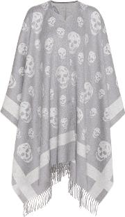 Alexander Mcqueen , Wool And Cashmere Scarf