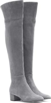 Gianvito Rossi , Rolling Over The Knee Boots
