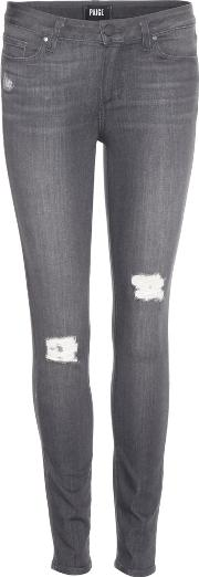 Paige , Verdugo Ankle Skinny Jeans
