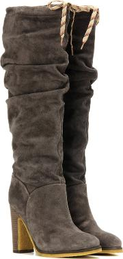 See By Chloe , Suede Knee High Boots