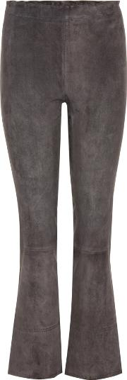 Stouls , Maxime Suede Flares