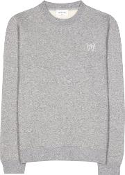 Wood Wood , Wednesday Cotton Blend Sweater
