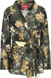 For Restless Sleepers , Jacquard Printed Jacket