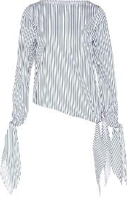 Jw Anderson , Exclusive To Mytheresa.com Striped Cotton Top