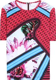 Adidas By Mary Katrantzou , Basic Fitted Top