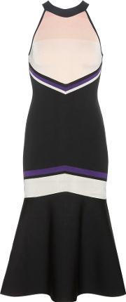 David Koma , Stretch Jersey Dress
