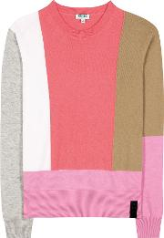 Kenzo , Wool And Cashmere Sweater