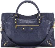Balenciaga , Giant 12 City Leather Tote