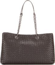 Bottega Veneta , Intrecciato Leather Tote