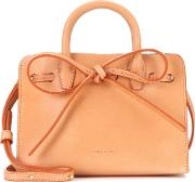 Mansur Gavriel , Mini Mini Sun Leather Tote