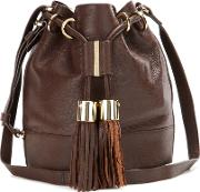 See By Chloe , Vicki Small Leather Bucket Bag