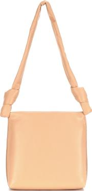 The Row , Small Wander Leather Shoulder Bag