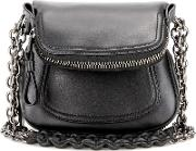 Tom Ford , Jennifer Mini Leather Shoulder Bag