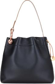 Tom Ford , Medium Hook Leather Shoulder Bag