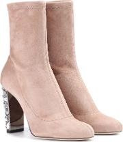 Jimmy Choo , Maine 100 Suede Boots
