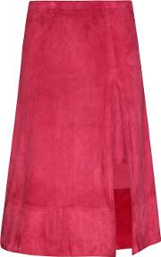 Stouls , Solange Suede Skirt